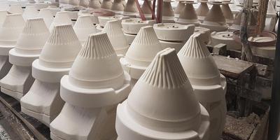Friesland Porzellan maakt nog steeds porseleinen Melitta-koffiefilters