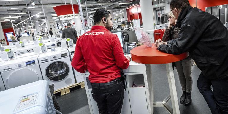 7ffa6bff743 Bij MediaMarkt verdwijnen de komende tijd veel banen. Foto ANP