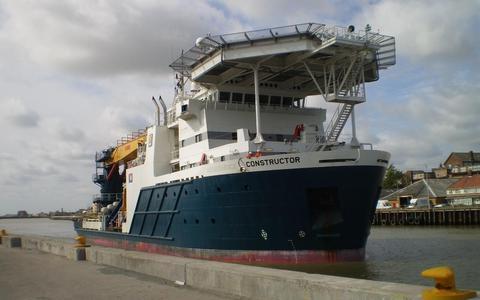 Hanzevast verkoopt duikschip aan Boskalis