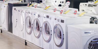 Wasmachines ter illustratie. Foto: ANP