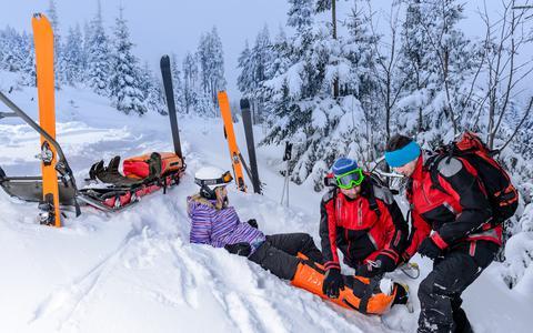 345 wintersporters per dag raken gewond: tips om niet onaangenaam verrast te worden op je skivakantie