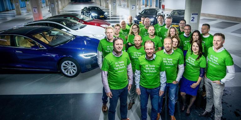 Top Dutch, de campagne om Tesla naar Noord-Nederland te halen, krijgt een vervolg. Foto: archierf DvhN/Corné Sparidaens
