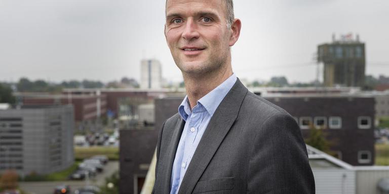 Edward van der Meer, directeur van Triade.