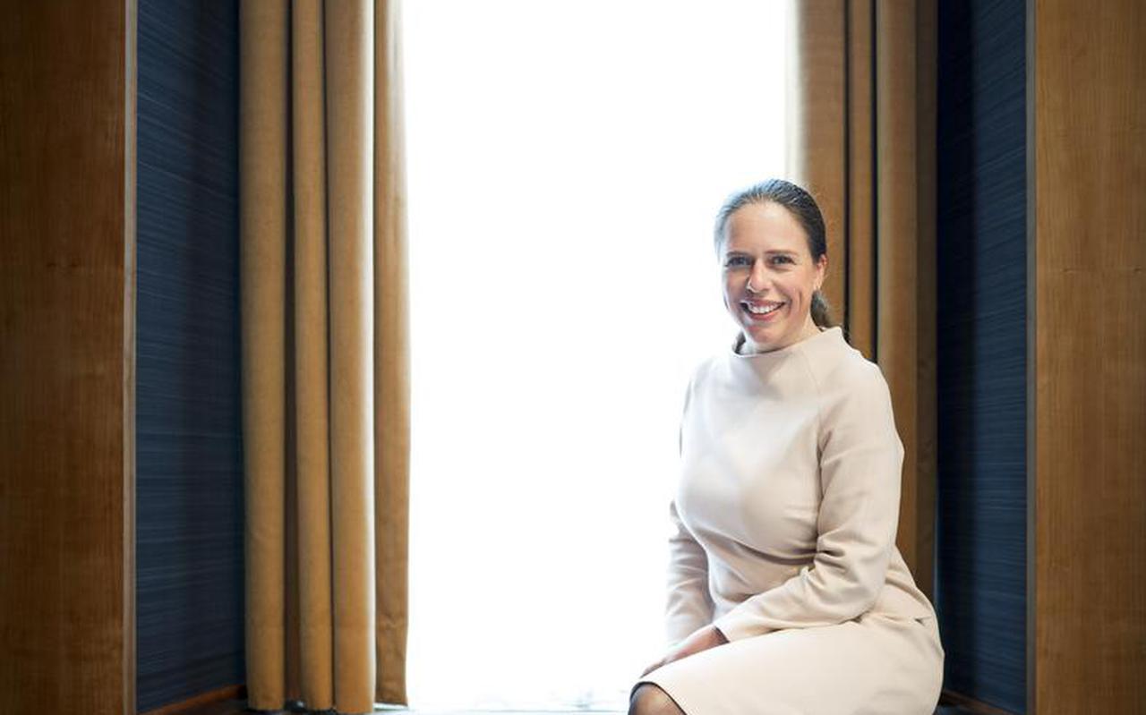 """Landbouwminister Carola Schouten: ,,De bodem is ons belangrijkste kapitaal."""""""