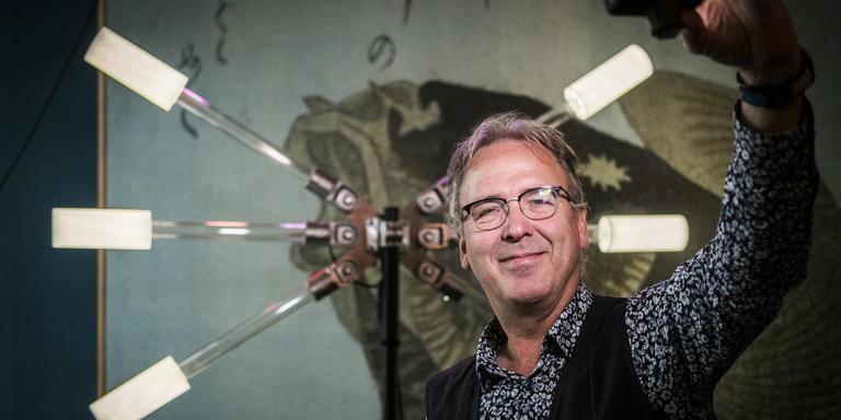 Thijs Helfrich. Foto Jan Willem van Vliet