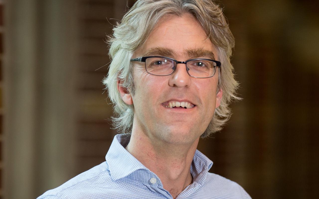Lector Michiel Steeman voorspelt grote veranderingen door het coronavirus. Foto: De Stentor