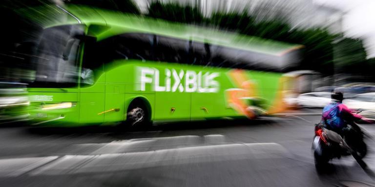 Groningen is in Noord-Nederland de oudste en belangrijkste halteplaats van Flixbus. Foto: EPA