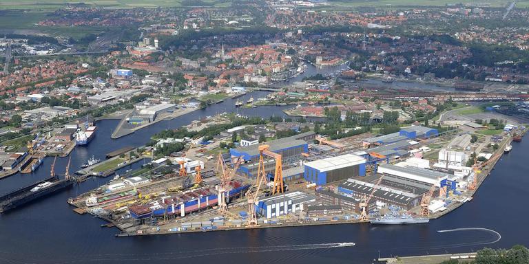 Foto Emden Dockyard