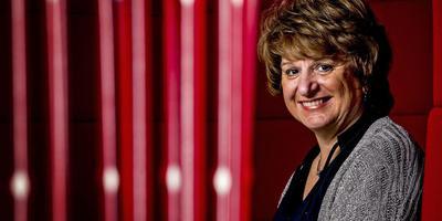 SER-voorzitter Mariëtte Hamer krijgt donderdag bezoek uit het Noorden.