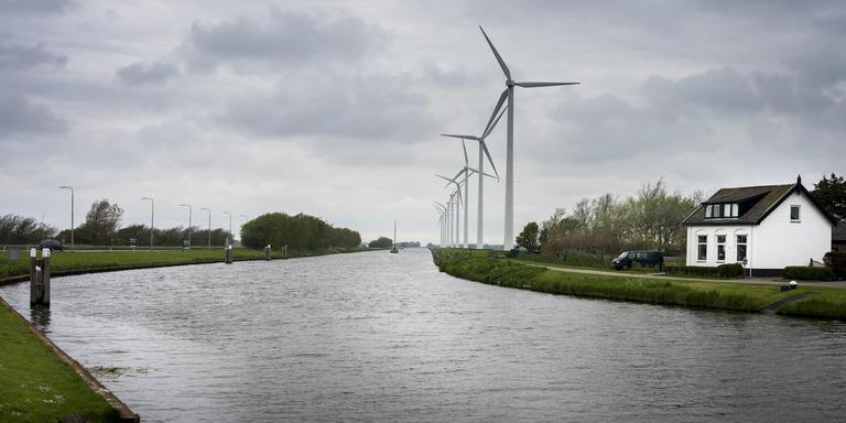 Arvick maakt veilige boutverbindingen voor bijvoorbeeld windmolens. Foto ANP
