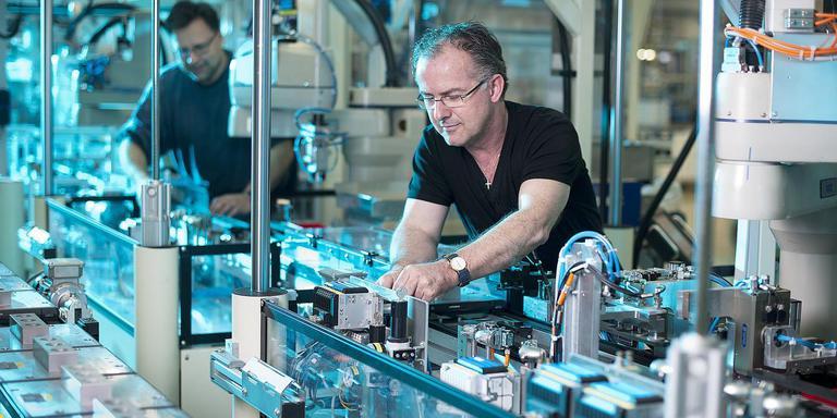 fabriek werk zoeken