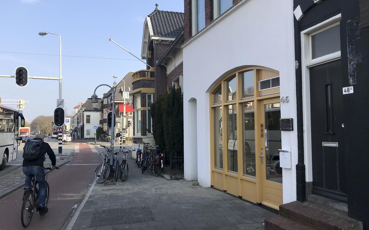 Restaurant Alice aan de Verlengde Hereweg.