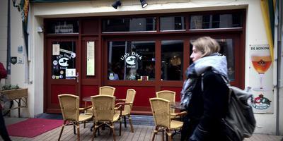 Eetcafé Ugly Duck in Groningen. Foto: DvhN