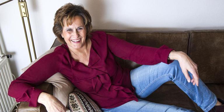 Carla Ketelaars schreef 'Vind je eindman'. Foto Ronald Hissink