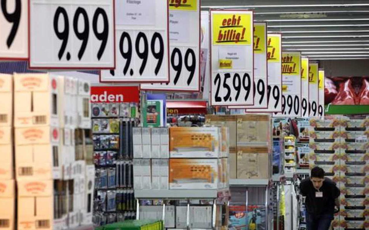 De producten bij Kaufland zijn volgens de zaak 'echt billig'.