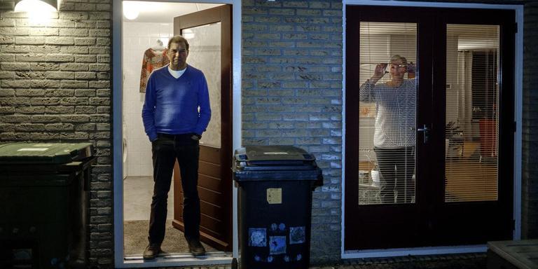 Kees en Willie Bijmolt uit Appingedam hebben zich na een inbraak gewapend tegen dieven.