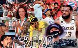 In Beeld: Internationele sporttoppers