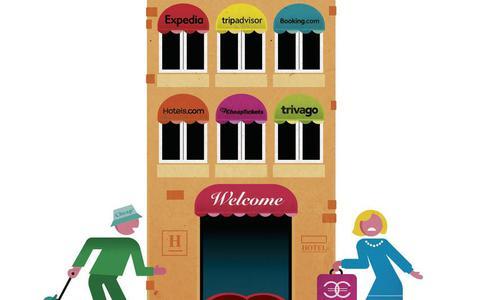 Boekingsites als Expedia.nl en Booking.com maken hotels juist duurder