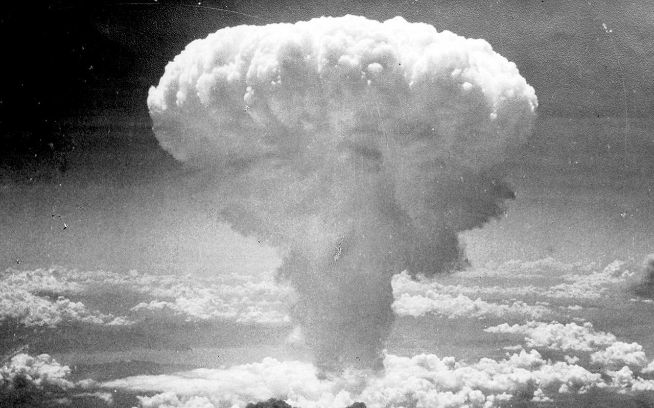In Beeld: De atoombom