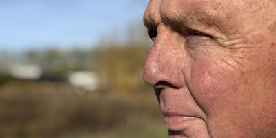 Directeur van Simmeren schroot Bernard van der Leij. Foto's: DvhN/Bart Olmer