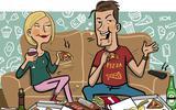 Waarom je blijft eten als je vol zit (plus 5 tips om de verleiding te weerstaan)