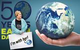 In Beeld: De Dag van de Aarde