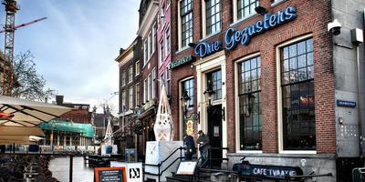 De Drie Gezusters, Groningen. Foto: Maneka Buwalda
