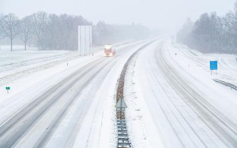Een winter voor de geschiedenisboeken: 'Dit soort arctisch weer maak je eens in de 30 jaar mee.'