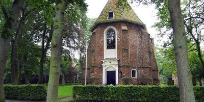 De middeleeuwse Magnuskerk in Bellingwolde