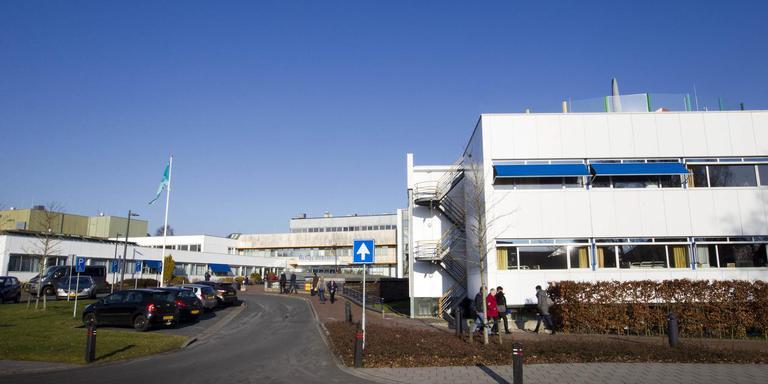 Het Refaja ziekenhuis. Foto Harry Tielman