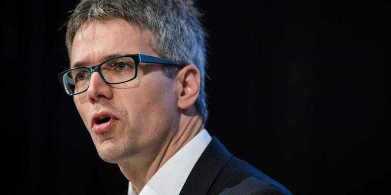 Theodor Kockelkoren, inspecteur-generaal van het Staatstoezicht op de Mijnen (SodM) maakt zich zorgen over het trage tempo van de versterking in Groningen. FOTO: ANP Bart Maat