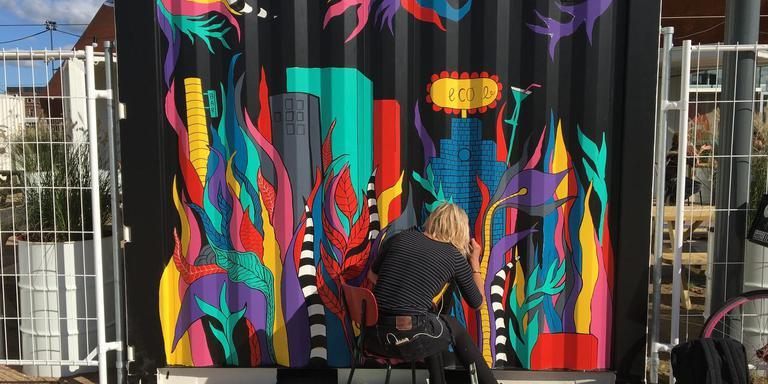 Kunstenaar: Willemijn Overmars