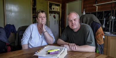 Inge de Boer en Hendrik Holtjer.