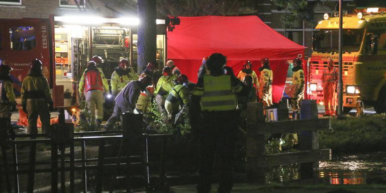 Het dodelijk ongeluk op de H.J. Kniggestraat leidt eveneens tot verslagenheid in Boven Pekela