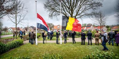 De bevrijding van Veele wordt jaarlijks herdacht, vrijwel altijd in het bijzijn van Belgische (oud)- militairen.