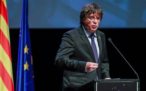 Carles Puigdemont komt vanavond naar Groningen om te pleiten voor de Catalaanse onafhankelijkheid