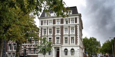 Het Rikken-Lubbershuis in Groningen. Foto: Archief DvhN