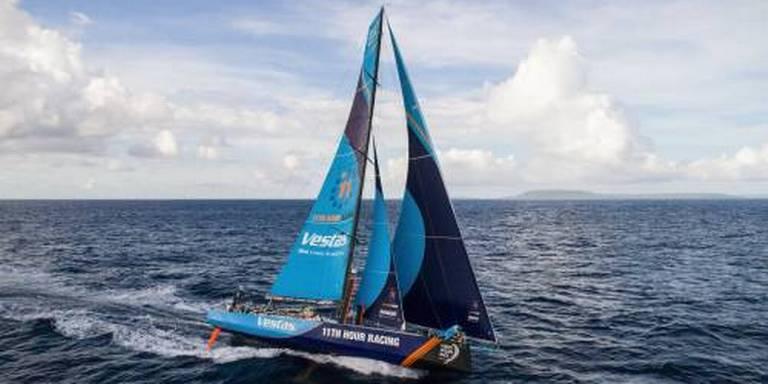 Zeilboot Vestas uit de Ocean Race ter illustratie. Foto: ANP