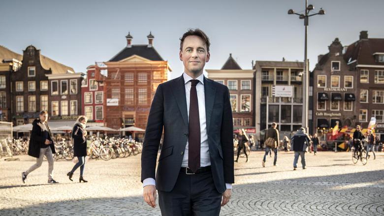 Het Groninger PvdA-Kamerlid Henk Nijboer maakt zich grote zorgen over het aardbevingsgebied. Foto: Reyer Boxem