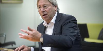 Burgemeester Peter den Oudsten. Foto: Duncan Wijting