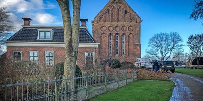 De Kloosterkerk in Ten Boer.
