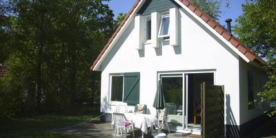 De vakantiewoning in Natuurdorp Suyderoogh in Lauwersoog.