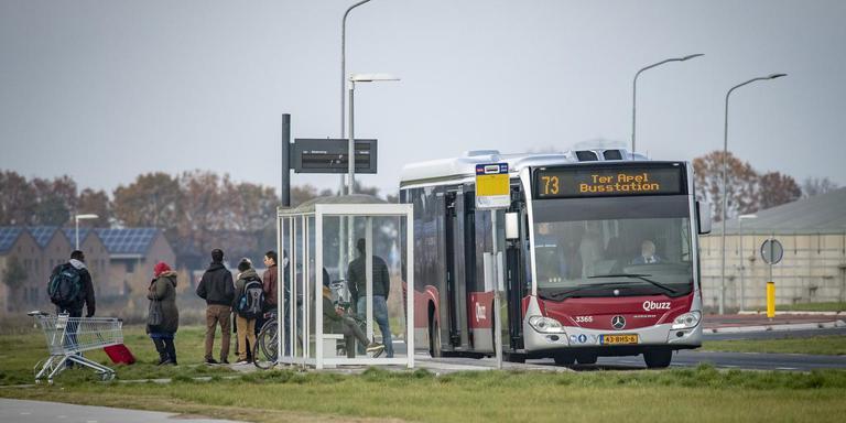 Qbuzz wil dat er iets wordt gedaan aan de overlast op buslijn 73
