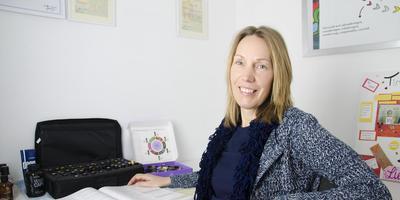 Freelance leerkracht Tineke de Jong.