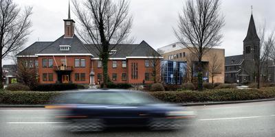 Het gemeentehuis van Delfzijl. Foto: Archief DvhN