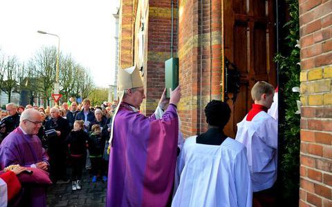 """Bisschop Gerard de Korte: ,,Hoop is geschenk uit de hemel"""""""