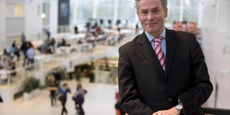Senator Henk Pijlman (D66) stemde voor de gaswet van miniser Wiebes. Foto Jan Willem van Vliet