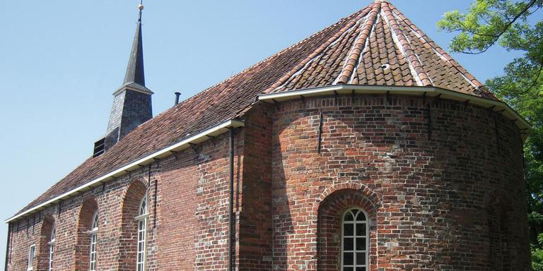 Het monumentale Godshuis in Oosterwijtwerd. Foto: Omke Oudeman