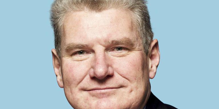 Oud-gedeputeerde William Moorlag