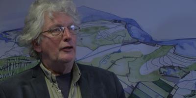 René van der Goot. Foto: Youtube/Provincien Groningen